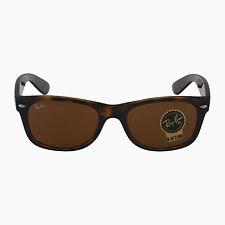 Gafas de sol de mujer wayfareres marrones de plástico