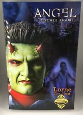 """Buffy the Vampire Slayer Angel Sideshow 12"""" Lorne The Host Variant New in Box"""
