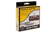 Woodland Scenics JP5700 Just Plug Lights/Hub Set Warm White