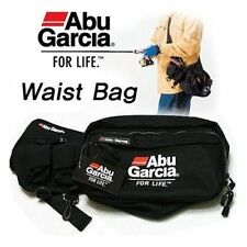 ABU Garcia Fishing Tackle Bag Lure Waist Pack Water-Resistant Shoulder Storage