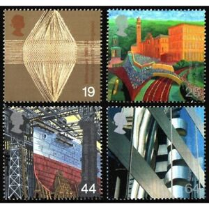 (#899) GB Stamps 1999 WORKERS  TALE MILLENNIUM MNH SET