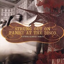 STRUNG OUT ON PANIC! AT THE DISCO: A STRING QUARTET TRIBUTE (NEW CD)