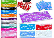 "Silicone Keyboard  Cover For Apple Macbook Pro Air 13"" 15"" 17"" (2015 or older)"