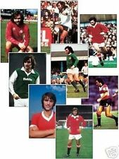 Manchester United Football Postcards