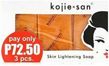 Kojiesan Skin Lightening Soap, 65-Gram, 3 Pack