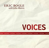Eric Bogle and John Munro - Voices [CD]