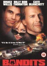 Bandits (Bruce Willis, Billy Bob Thornton, Cate Blanchett) New Region 4 DVD