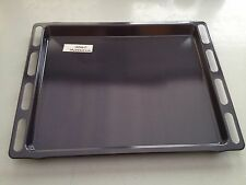 INDESIT DFW5530IX OVEN TRAY ROASTING PAN GREASE TRAY 478 x 365m GENUINE PART
