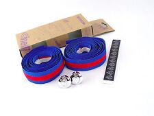 Cinelli handlebar tape Blue Red Striped bar cork Ribbon vintage Bike NOS