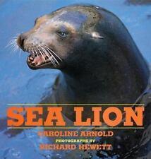 Sea Lion-ExLibrary