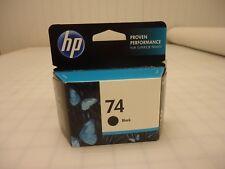 Genuine HP 74 Black Ink Cartridge CB335WN for Deskjet D4260 4360 Officejet J5740