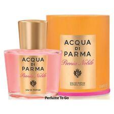 * PEONIA NOBILE by ACQUA di PARMA * 3.3/3.4 (100ml) EDP Spray * NEW in BOX