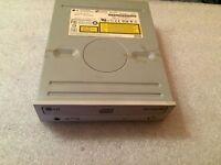 Masterizzatore CD-RW LG GCE-8481B CD-RW IDE 48x24x48x white