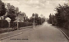 Alsager. Lawton Road in Roma Series.