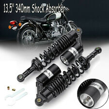 "13.5"" 340mm Rear Gas Shock Air Absorber For Honda CB750 CB500 550 650 Motorcycle"