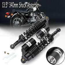 "13.5"" 340mm Rear Gas Shock Air Absorber For Honda CB750 CB500 550 650 Motorcycle"