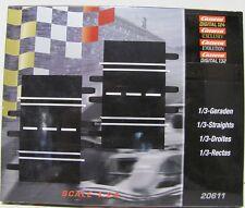 Carrera Schiene 1/3 Gerade 2 Stück für Evolution/Digital 124/132 -20611 NEUWARE