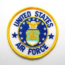 United States Air Force Insignia Embroidered Military Patch Iron or Sew AKPM121