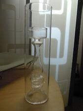 INVOTIS portalumino tealight in verto soggiato grande