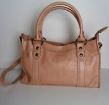 Frye Dusty Rose Leather Melissa Satchel DB147 NWT $388