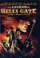 THE LEGEND OF HELL'S GATE DVD Movie- Brand New & Fast Ship! (VG-612992 / VG-187)