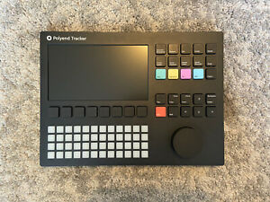 Polyend Tracker - sampler sequencer workstation - boxed in great condition