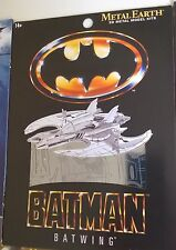 Batman Metal Earth Batwing 1989
