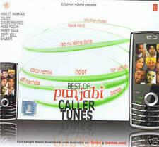 BEST OF PUNJABI CALLER TUNES - BRAND NEW CD - FREE UK POST
