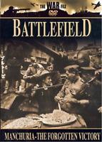 Battlefield Manchuria - The Forgotten Victory DVD Russia Japan War Documentary