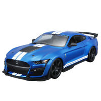 Maisto 1:18 2020 Ford Mustang Shelby GT500 Diecast Model Racing Car NEW IN BOX