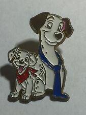 Disney Rare Spain Sedesma 101 Dalmatians Pongo w Tie & Red Bandana Scarf Pup Pin