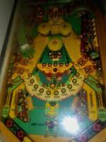 Aztec. Pinball Macjine. by Williams