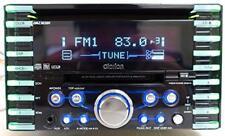 Clarion Autoradio 2DIN CD Cd-Rw Md Mdlp Fm Am DMZ365BK