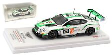 Truescale Bentley Continental GT3 #24 'Parker Racing' 24H Spa 2016  - 1/43 Scale