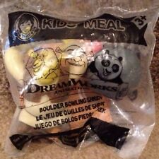 NIB Boulder Bowling Shrek Wendys Kids Meal Toy - 2014