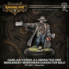 WARMACHINE Mercenaries PIP41081 Harlan Versh Privateer Press NEW