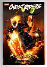 GHOST RIDERS: HEAVEN'S ON FIRE - Marvel TPB softcover graphic novel