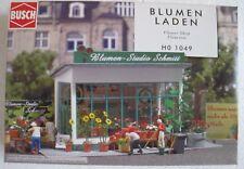 Busch Blumenladen H0 1049 Flower Shop