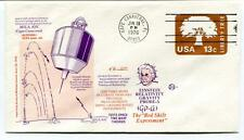 1976 Red Shift Experiment Einstein Relativity Gravity Probe-A Cape Canaveral USA