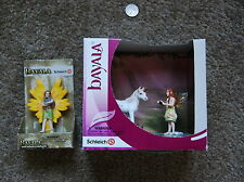 Schleich Bayala figures - Florindel and Scenery Pack with Unicorn baby and fairy