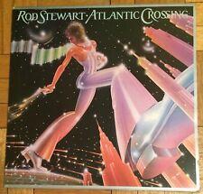 Rod Stewart - Atlantic Crossing  LP Record Vinyl Warner Bros Records K56151 1975