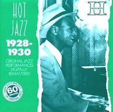Hot Jazz 1928-1930 [CD]