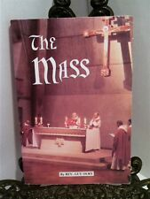 VG The Mass Sacred Altar Vestments Gestures Sacrament Eucharist Rites Guy Oury