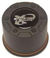 Pro Comp Alloys Pro Comp Wheels 805142500 6051 Center Cap Satin Black 4.25 in.