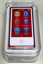 Apple iPod nano 7th 7. Generation 16GB PRODUCT RED NEU NEW 7G RAR Collectors Rot