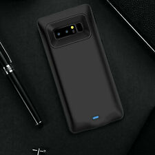 Portable Heavy Duty Backup External Battery Charger Case F Samsung Galaxy Note 8