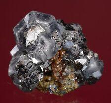Galena with Sphalerite on Andradite  El Mochito Mine, Honduras 411022