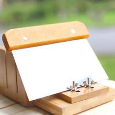 Single Soap Cutter loaf handmade wooden cut mold soapmaking Soaps Cutter Slicer