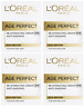 L'Oreal Age Perfect Re-Hydrating Cream, for Mature Skin, Eye, .5 oz (4 Pack)