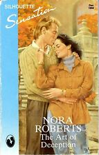 The Art of Deception by Nora Roberts (Paperback, 1992)